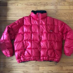 POLO🇺🇸SPORT VINTAGE 90s PUFFER COAT DOWN JACKET
